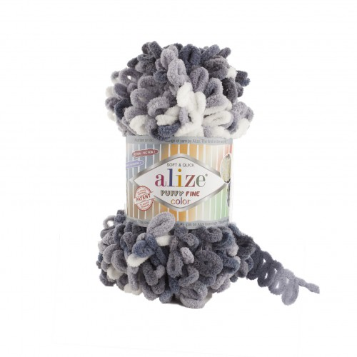 Alize Puffy fine color 5925