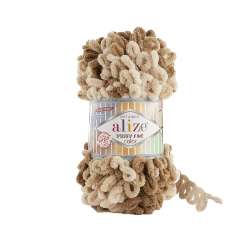 Alize Puffy fine color 6066