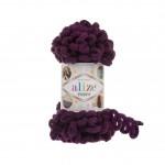 Puffy - ručné pletenie
