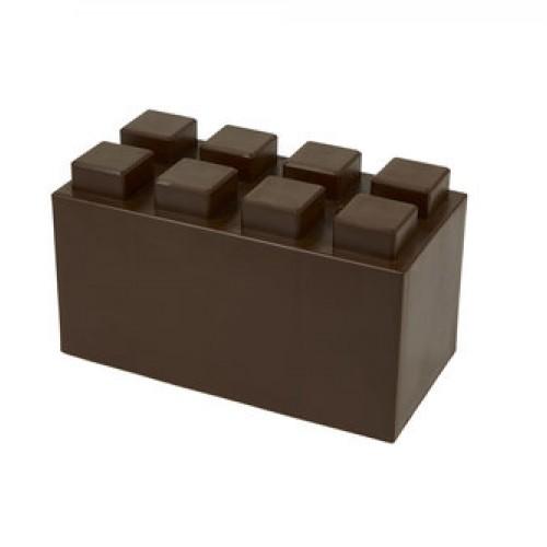 "EverBlock 12"", brown"