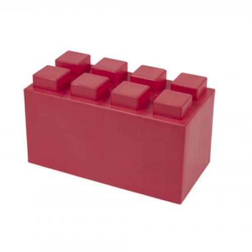 "EverBlock 12"", red"