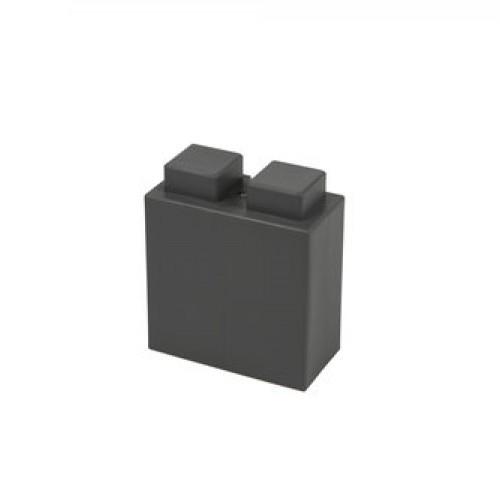 "EverBlock 3"", dark grey"