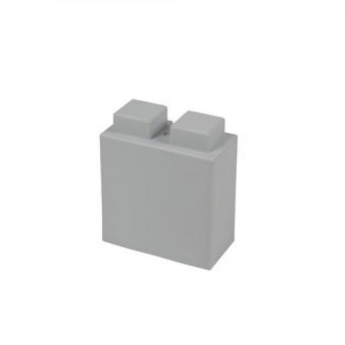 "EverBlock 3"", light grey"