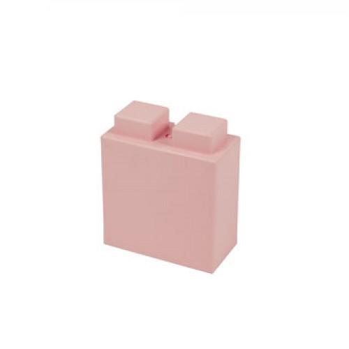 "EverBlock 3"", pink"