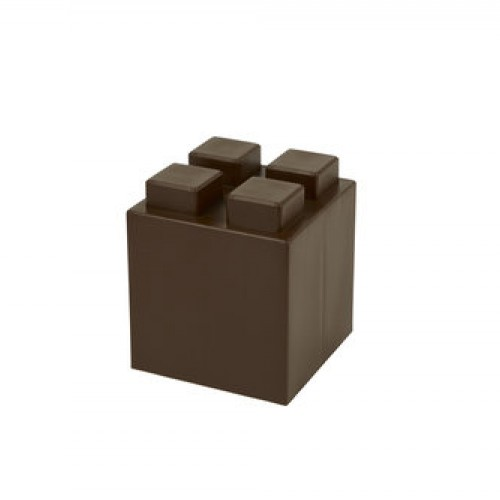 "EverBlock 6"", brown"