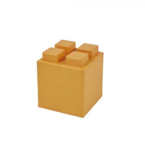 """EverBlock 6"""", orange"""