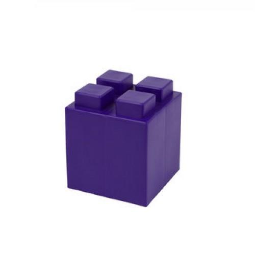 "EverBlock 6"", purple"