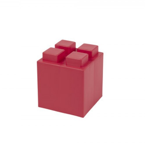 """EverBlock 6"""", red"""