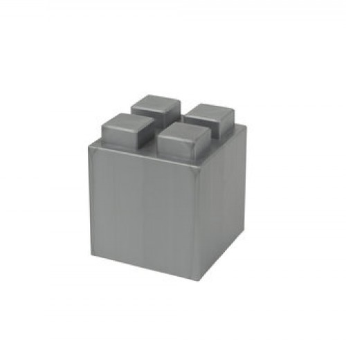 "EverBlock 6"", silver"