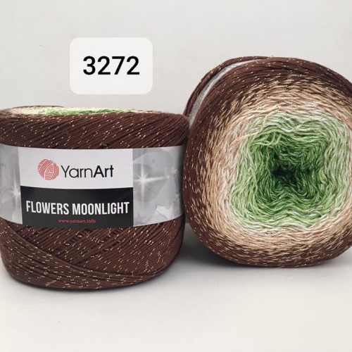 YarnArt Flowers Moonlight 260g, 3272