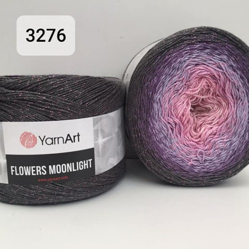YarnArt Flowers Moonlight 260g, 3276