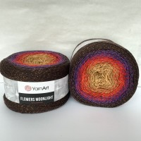 YarnArt Flowers Moonlight 260g, 3265
