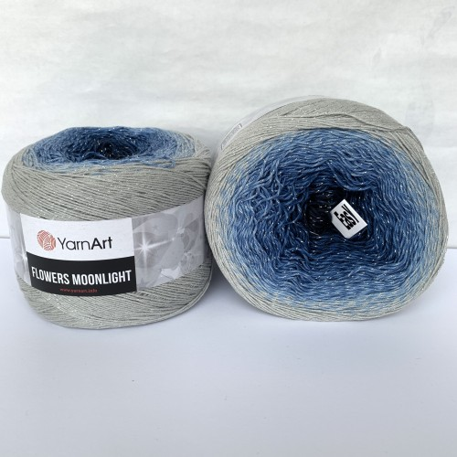 YarnArt Flowers Moonlight 260g, 3271