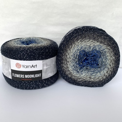 YarnArt Flowers Moonlight 260g, 3275