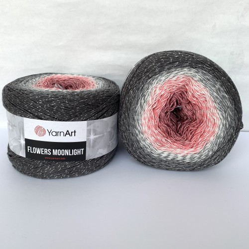 YarnArt Flowers Moonlight 260g, 3279
