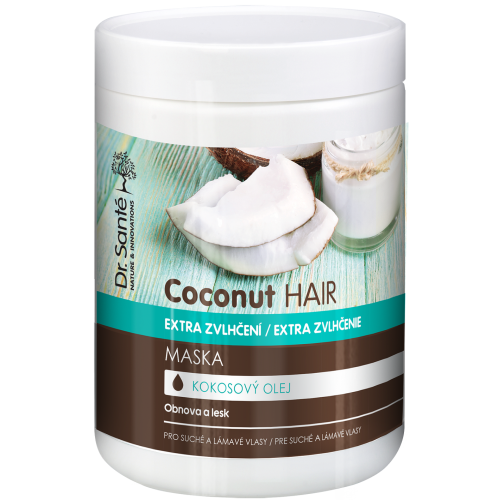 Dr.Sante Coconut Hair MASKA 1000ml
