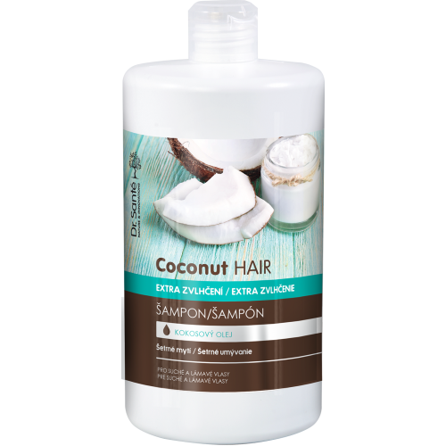 Dr.Sante Coconut Hair ŠAMPÓN 1000ml