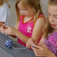Ako naučiť deti háčkovať
