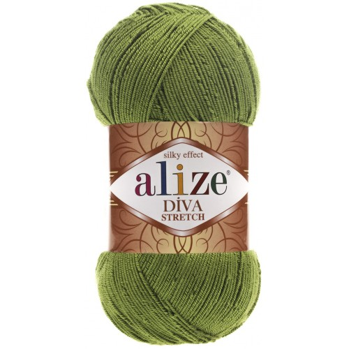 Alize Diva Stretch 100gr. 210