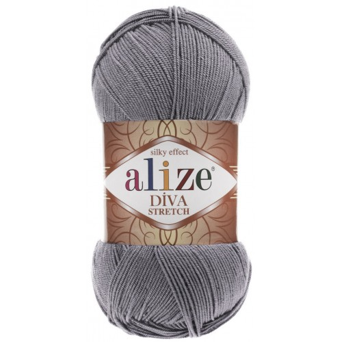 Alize Diva Stretch 100gr. 253