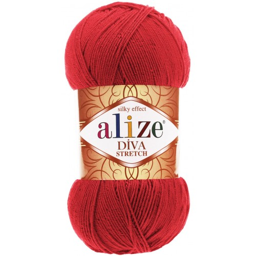 Alize Diva Stretch 100gr. 254