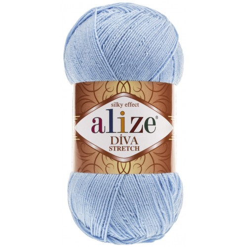 Alize Diva Stretch 100gr. 350
