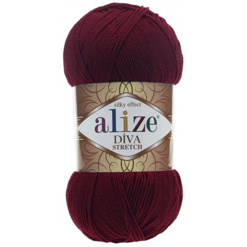 Alize Diva Stretch 100gr. 57