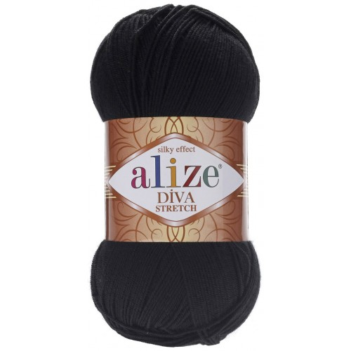 Alize Diva Stretch 100gr. 60