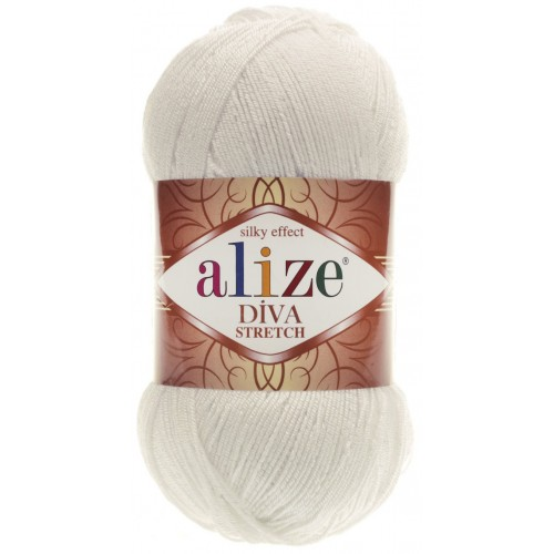 Alize Diva Stretch 100gr. 62