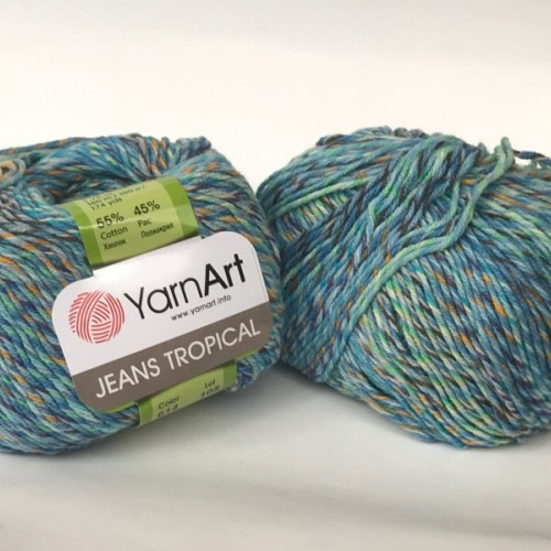 YarnArt Jeans Tropical 614