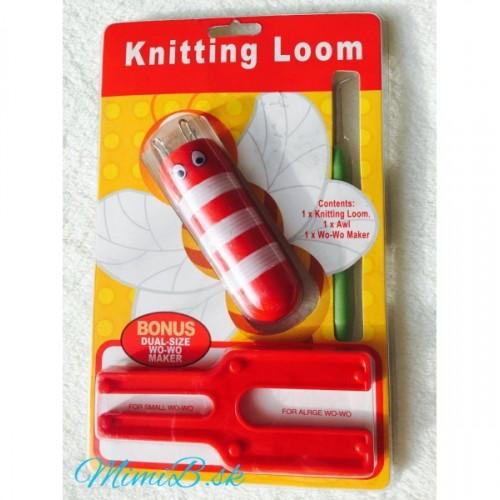 Panák na pletenie šnúr