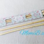 Rovné ihlice bambusové