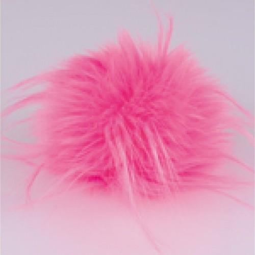 Bobble Hat ružová